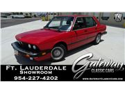 1988 BMW 535is for sale in Coral Springs, Florida 33065