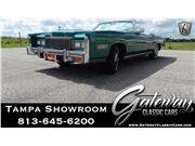 1976 Cadillac Eldorado for sale in Ruskin, Florida 33570
