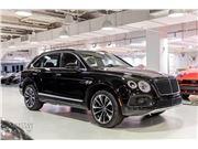 2019 Bentley Bentayga for sale in New York, New York 10019