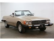 1982 Mercedes-Benz 380SL for sale in Los Angeles, California 90063