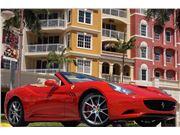 2011 Ferrari California for sale in Naples, Florida 34104