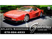 1988 Ferrari Testarossa for sale in Alpharetta, Georgia 30005