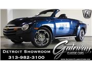 2005 Chevrolet SSR for sale in Dearborn, Michigan 48120