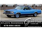 1978 Chevrolet El Camino for sale in Alpharetta, Georgia 30005