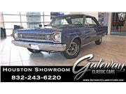 1966 Plymouth Satellite for sale in Houston, Texas 77090