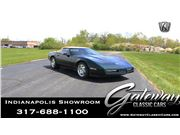 1990 Chevrolet Corvette for sale in Indianapolis, Indiana 46268