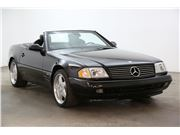 1999 Mercedes-Benz SL600 V12 for sale in Los Angeles, California 90063