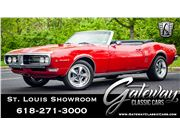 1968 Pontiac Firebird for sale in OFallon, Illinois 62269