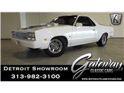 1986 Chevrolet El Camino for sale in Dearborn, Michigan 48120