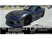 2000 Dodge Viper for sale in Coral Springs, Florida 33065