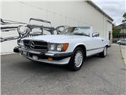 1987 Mercedes-Benz 560SL for sale in Pleasanton, California 94566