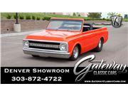 1969 Chevrolet K5 Blazer for sale in Englewood, Colorado 80112