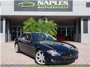 2009 Maserati Quattroporte for sale in Naples, Florida 34104