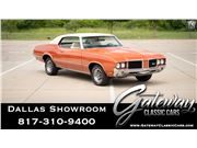 1972 Oldsmobile Cutlass for sale in DFW Airport, Texas 76051