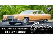 1976 Lincoln Continental for sale in OFallon, Illinois 62269