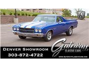 1970 Chevrolet El Camino for sale in Englewood, Colorado 80112