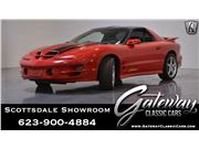 1998 Pontiac Firebird Trans Am for sale in Phoenix, Arizona 85027