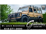 1992 Land Rover Defender 110 for sale in OFallon, Illinois 62269