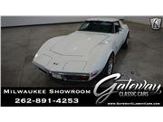 1972 Chevrolet Corvette for sale in Kenosha, Wisconsin 53144