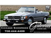 1988 Mercedes-Benz 560SL for sale in Crete, Illinois 60417