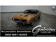 1972 Plymouth Barracuda for sale in Kenosha, Wisconsin 53144