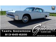 1964 Lincoln Continental for sale in Ruskin, Florida 33570