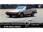 1980 Triumph TR8 for sale in Alpharetta, Georgia 30005
