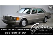 1989 Mercedes-Benz 300 SEL for sale in West Deptford, New Jersey 8066