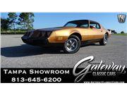1979 Pontiac Firebird for sale in Ruskin, Florida 33570