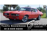 1969 Pontiac GTO for sale in Ruskin, Florida 33570