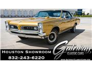 1966 Pontiac GTO for sale in Houston, Texas 77090
