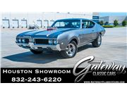 1969 Oldsmobile 442 for sale in Houston, Texas 77090