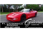 2003 Chevrolet Corvette for sale in Coral Springs, Florida 33065