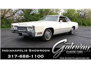 1970 Cadillac Eldorado for sale in Indianapolis, Indiana 46268