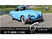 1974 Volkswagen Karmann Ghia for sale in Indianapolis, Indiana 46268
