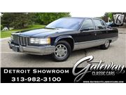 1995 Cadillac Fleetwood for sale in Dearborn, Michigan 48120