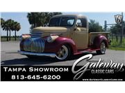 1946 Chevrolet Stepside for sale in Ruskin, Florida 33570