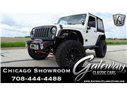 2010 Jeep Wrangler for sale in Crete, Illinois 60417