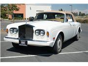 1988 Rolls-Royce Corniche for sale in Benicia, California 94510