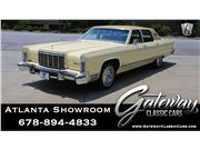 1976 Lincoln Continental for sale in Alpharetta, Georgia 30005