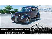 1940 Ford Tudor for sale in Houston, Texas 77090