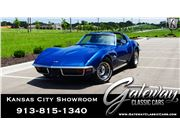 1972 Chevrolet Corvette for sale in Olathe, Kansas 66061