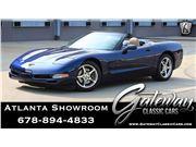 2001 Chevrolet Corvette for sale in Alpharetta, Georgia 30005