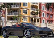 2005 Ferrari F430 Spider for sale in Naples, Florida 34104