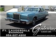 1979 Lincoln Town Car for sale in Coral Springs, Florida 33065