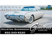1961 Ford Thunderbird for sale in Houston, Texas 77090
