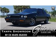 1986 Buick Grand National for sale in Ruskin, Florida 33570