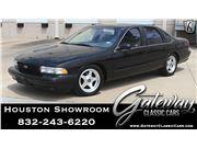 1996 Chevrolet Impala for sale in Houston, Texas 77090