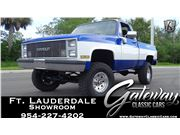 1978 Chevrolet C10 for sale in Coral Springs, Florida 33065