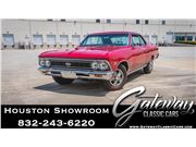 1966 Chevrolet Chevelle for sale in Houston, Texas 77090